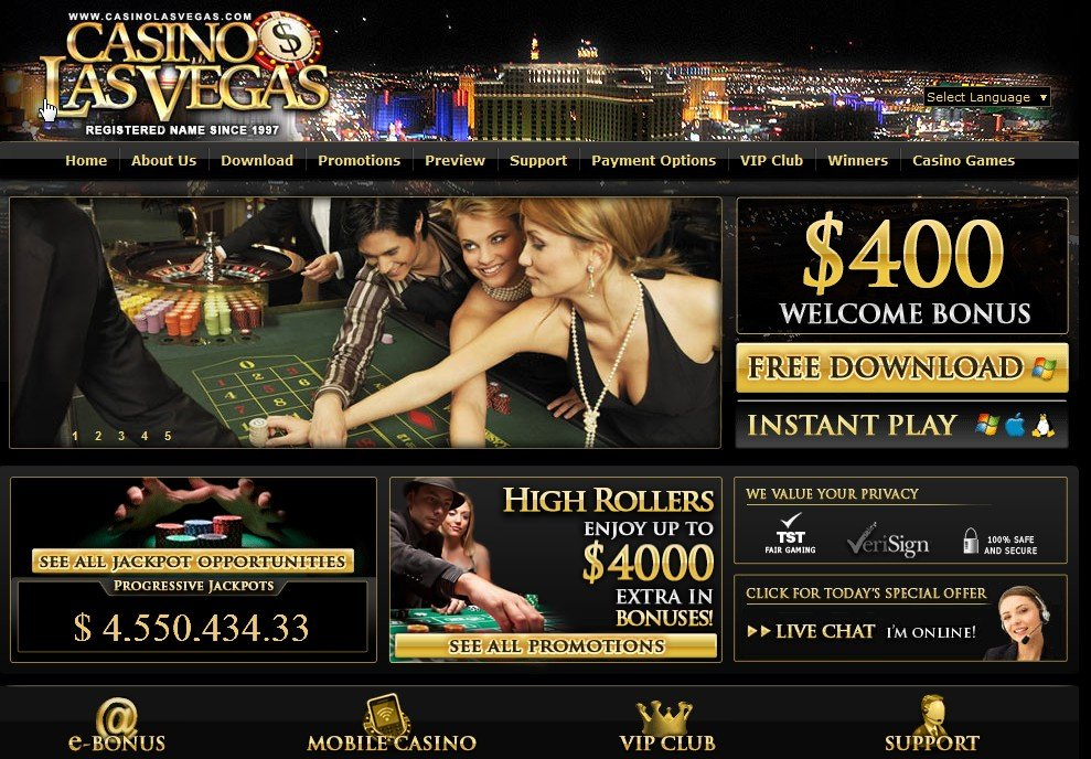 casino las vegas online casino gaming