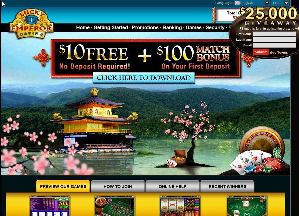 Lucky Emperor Casino