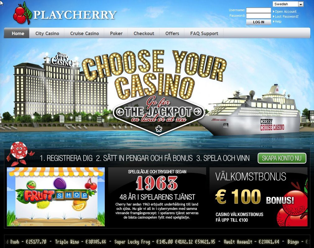 Play Cherry