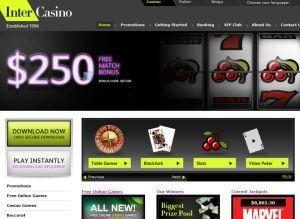 InterCasino Online Casino