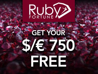 Ruby Fortune Casino CA, NZ, DE