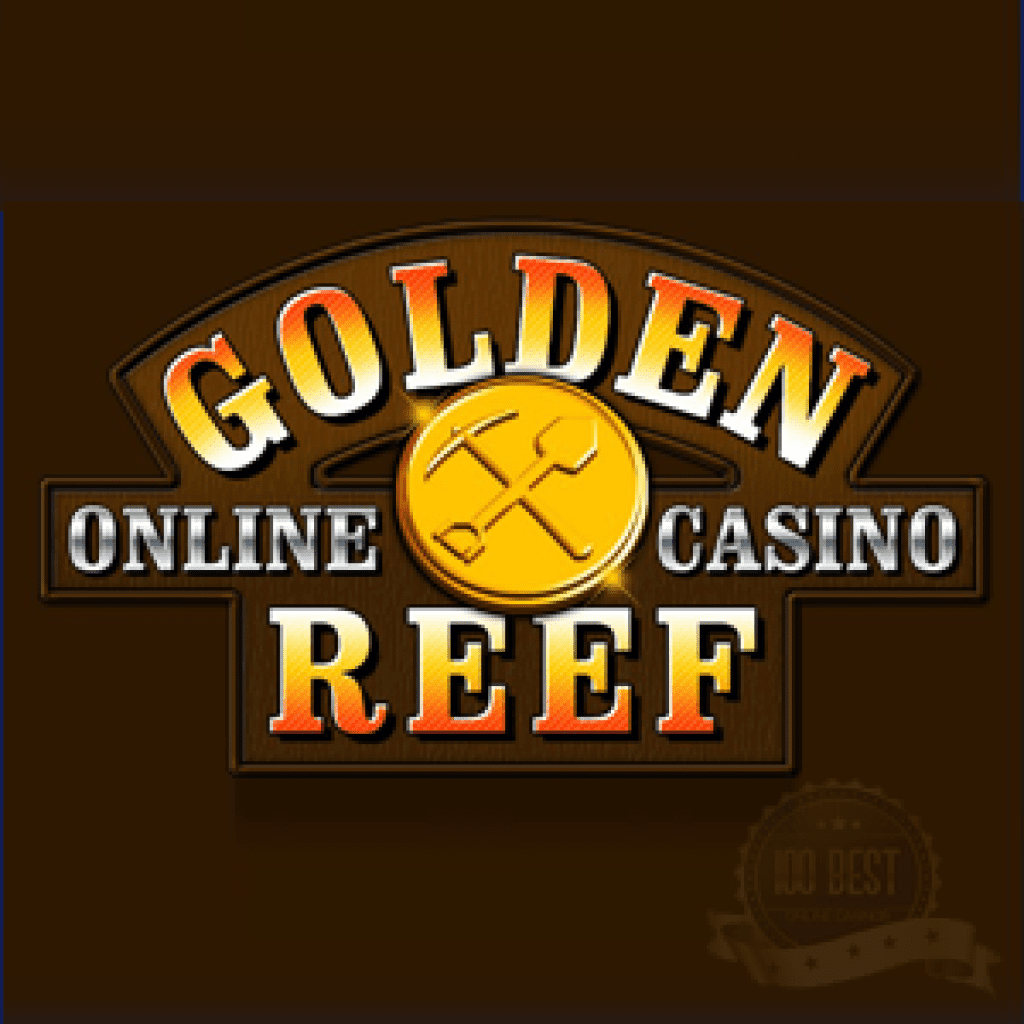 golden online casino reef