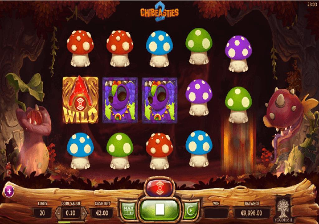 Chibeasties 2 - Casumo online casino
