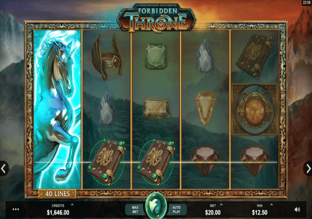 Forbidden Throne - Rizk Casino