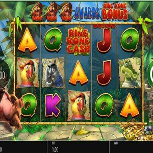Spiele King Kong Cash - Video Slots Online
