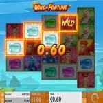 wins of fortunes slot
