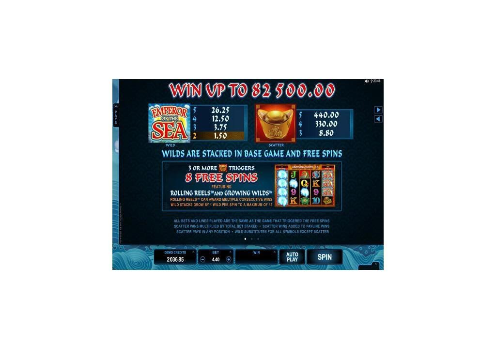 Dragon Emperor™ Slot Machine Game to Play Free in Aristocrats Online Casinos