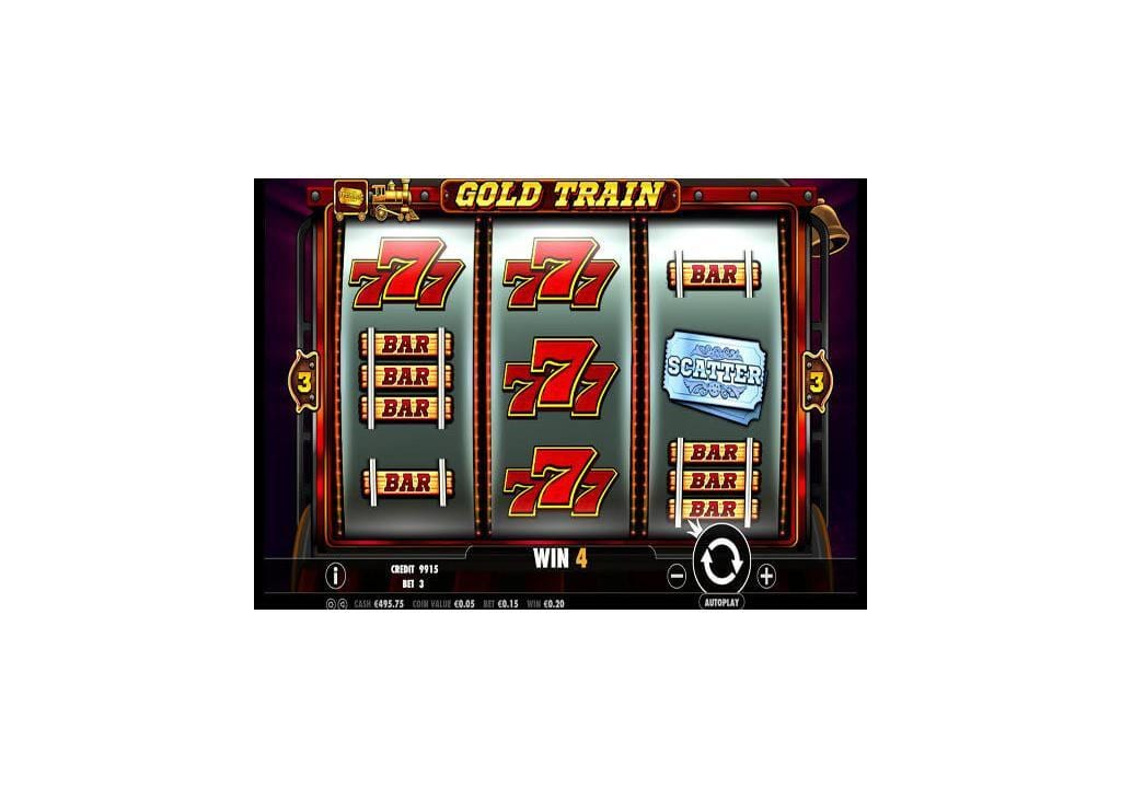 Train Slots