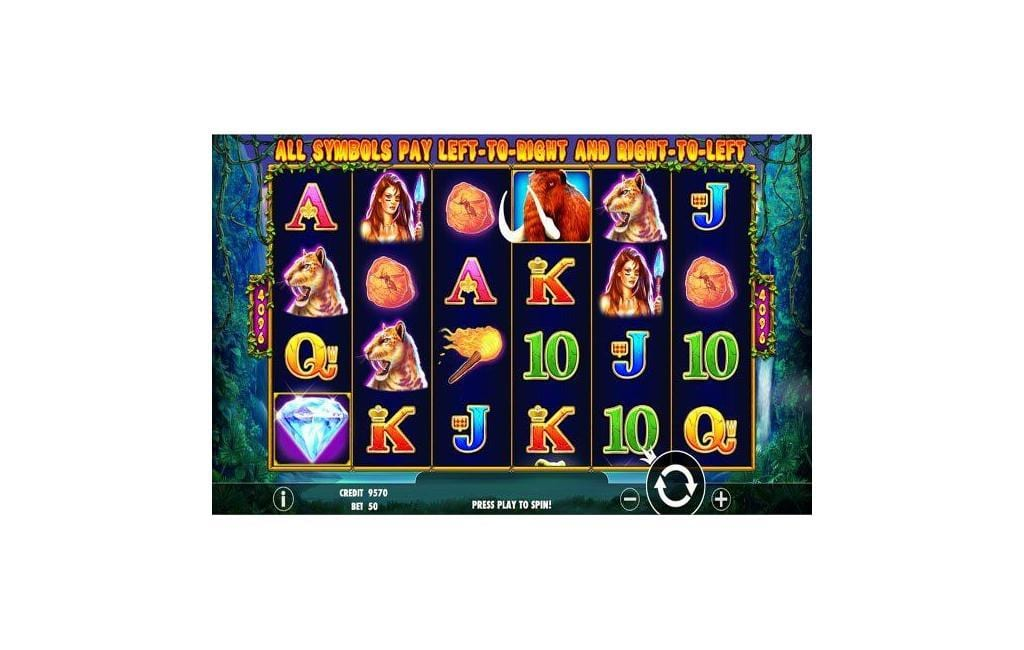 Jurassic Giants slot