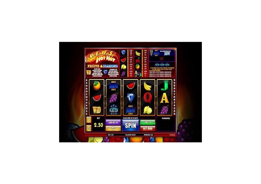 best online casino de hot casino