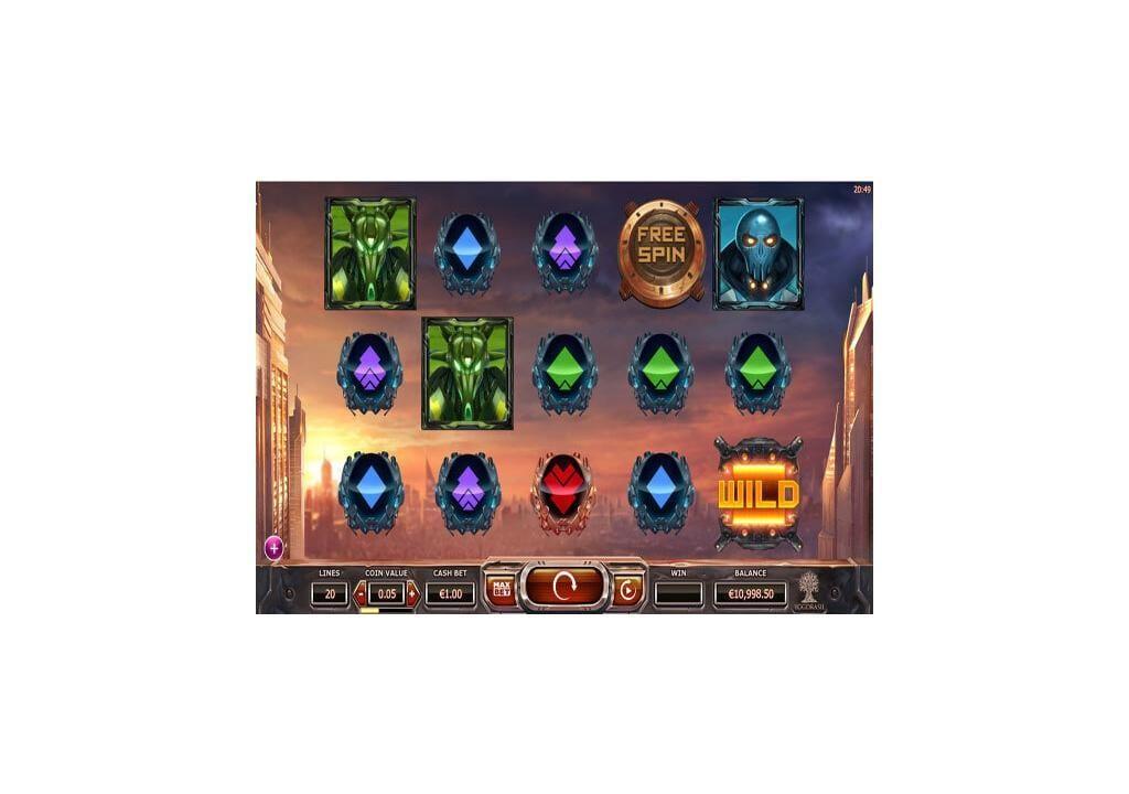 Super Heroes Slots - Play Free Online Slot Machines in Super Heroes Theme