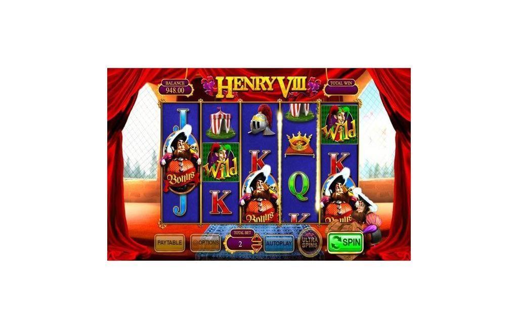 Henry VIII slot