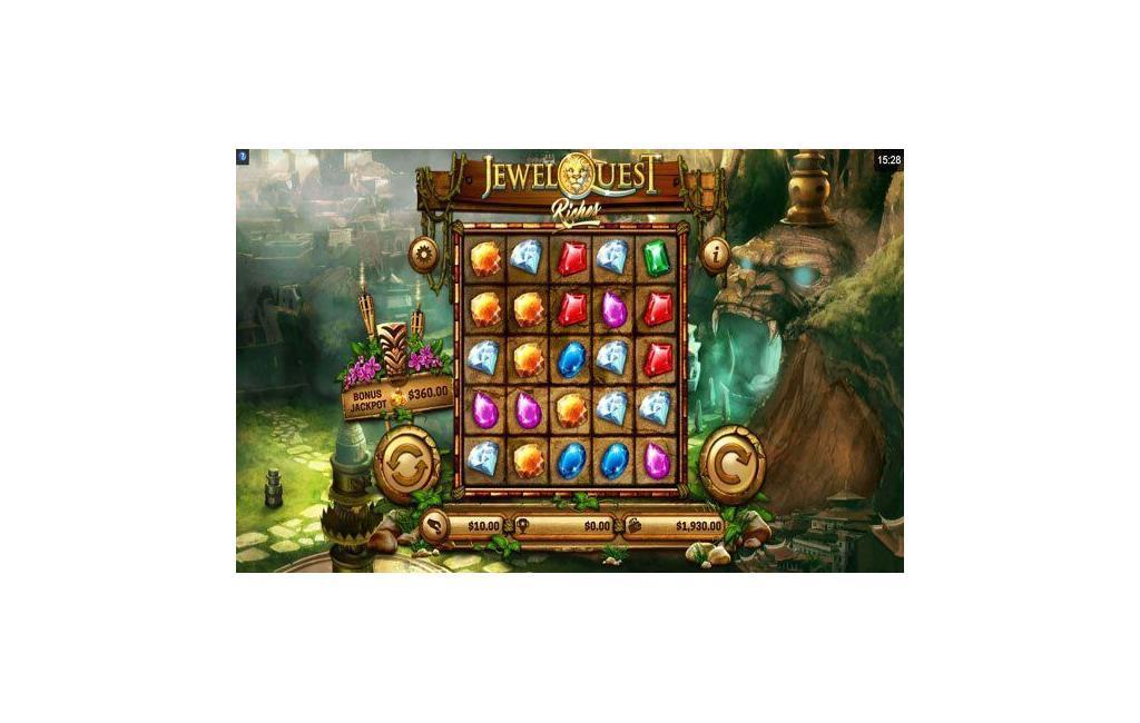 jewel quest slot