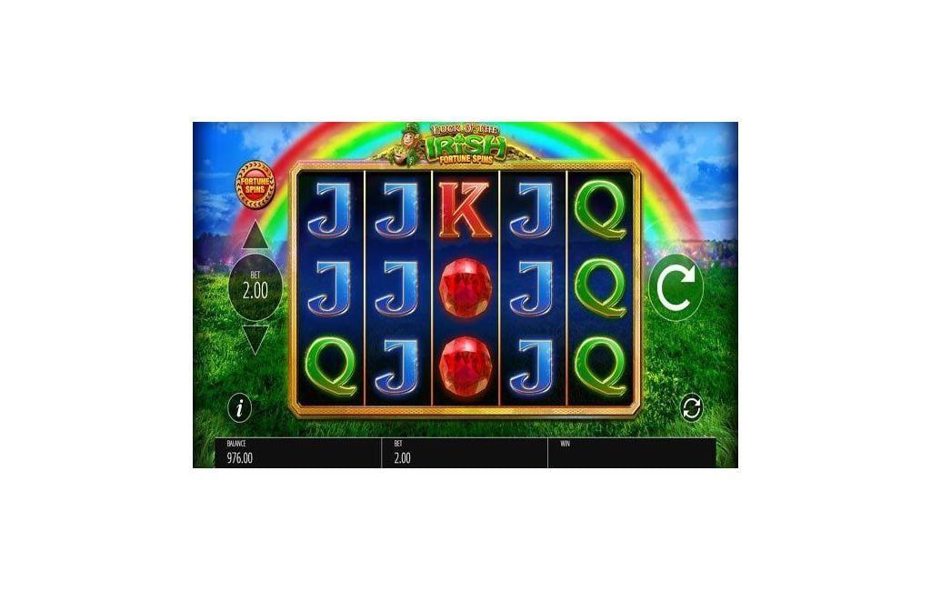 luck of the irish slot