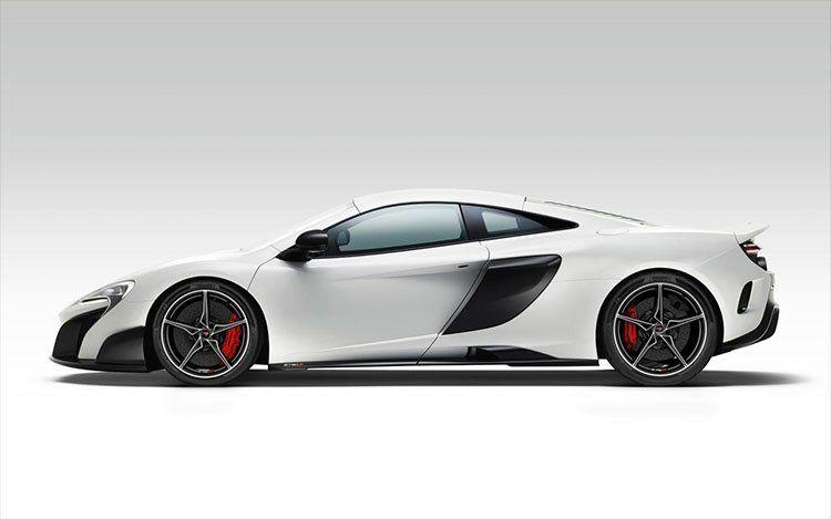 McLaren 675LT 2017