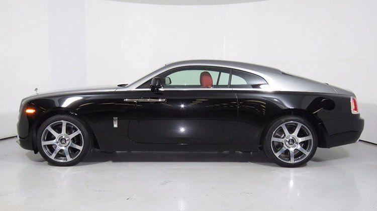 Rolls Royce Wraith 2017
