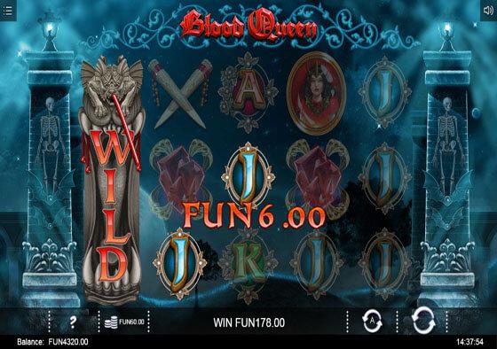 Blood Queen Slot Machine