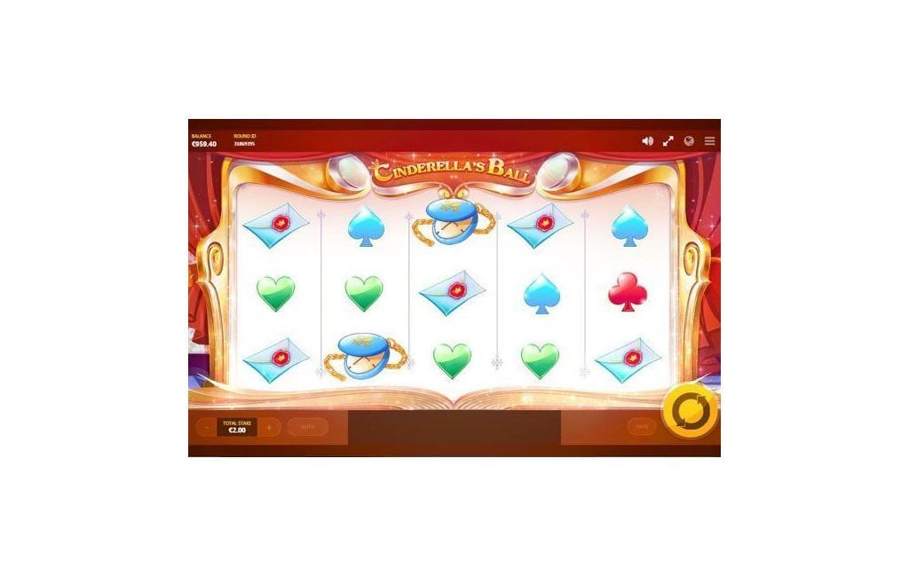cinderellas ball slot