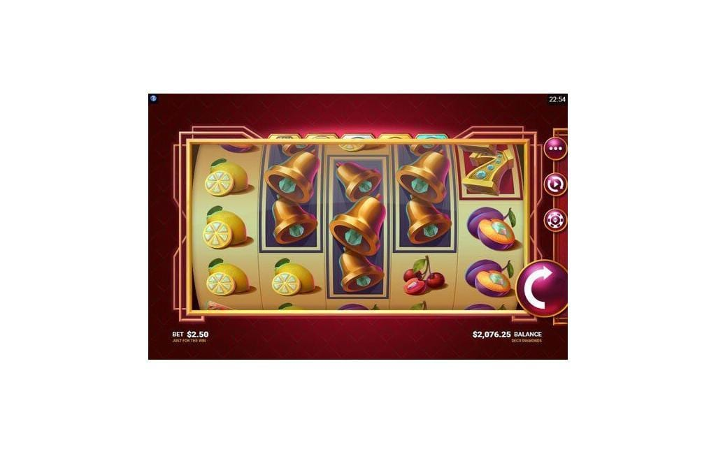 deco diamonds slot