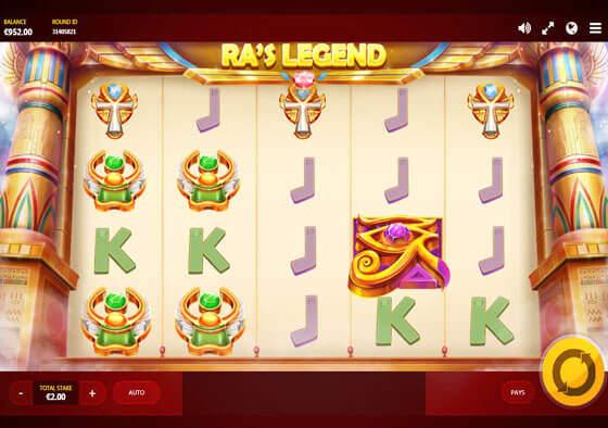 Spiele RaS Legend - Video Slots Online