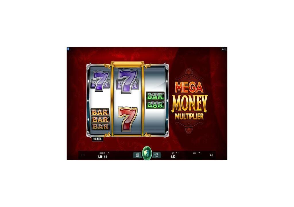 Spiele Mega Money Multiplier - Video Slots Online