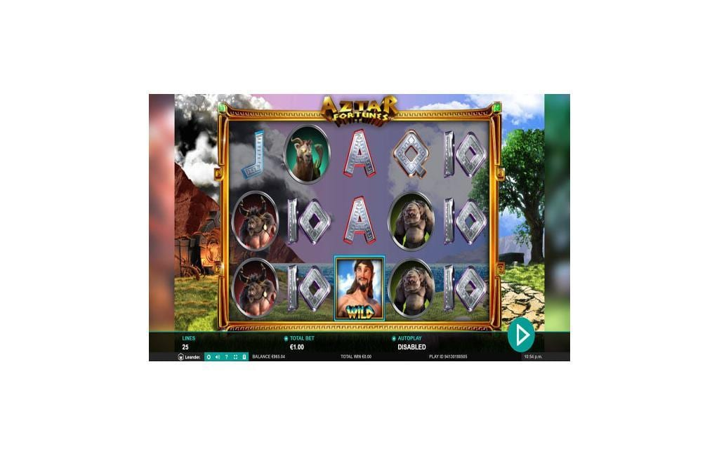 aztar fortunes slot
