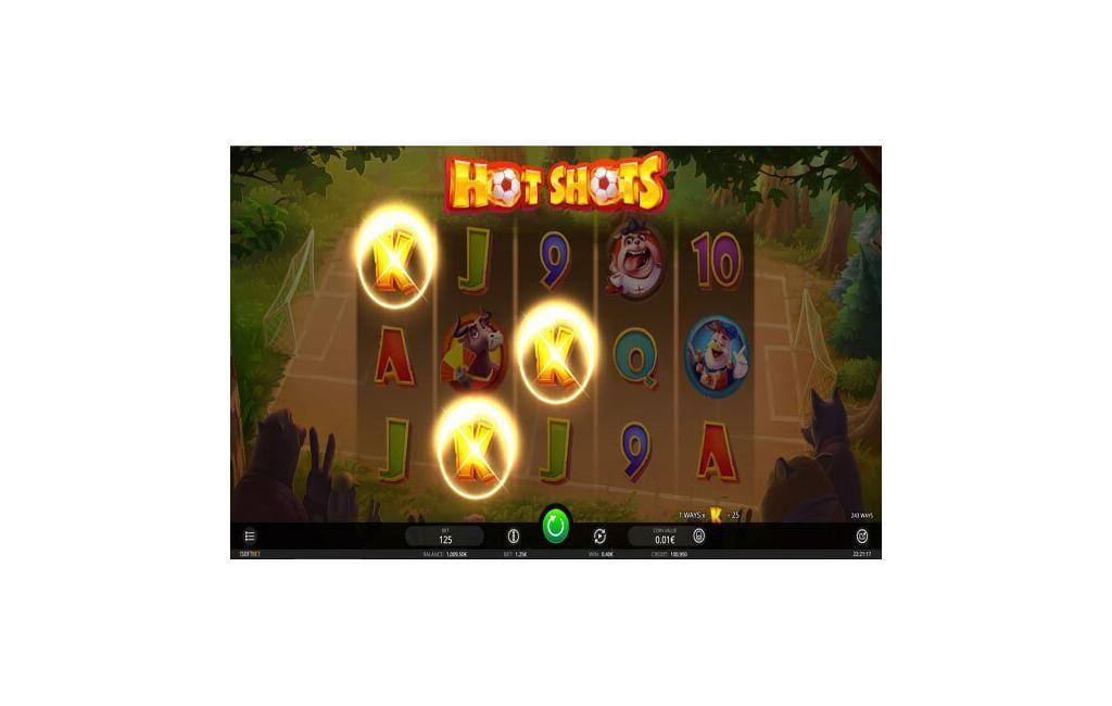 hotshots slot