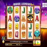 silver lioness slot