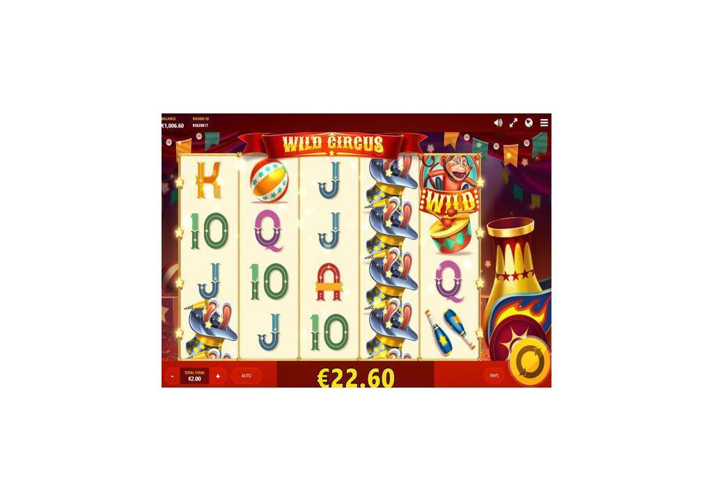 Wild Circus Slot Machine