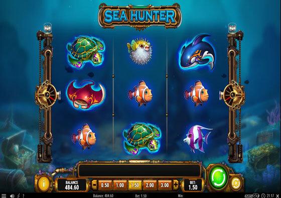 Spiele Sea Hunter - Video Slots Online