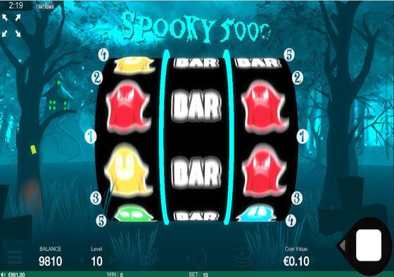 Spooky 5000 Slot Machine