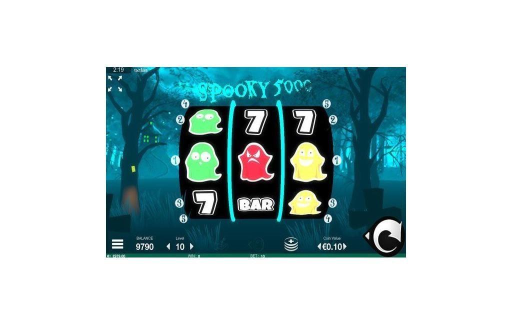 spooky 5000 slot