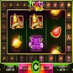 fruits go wild slot