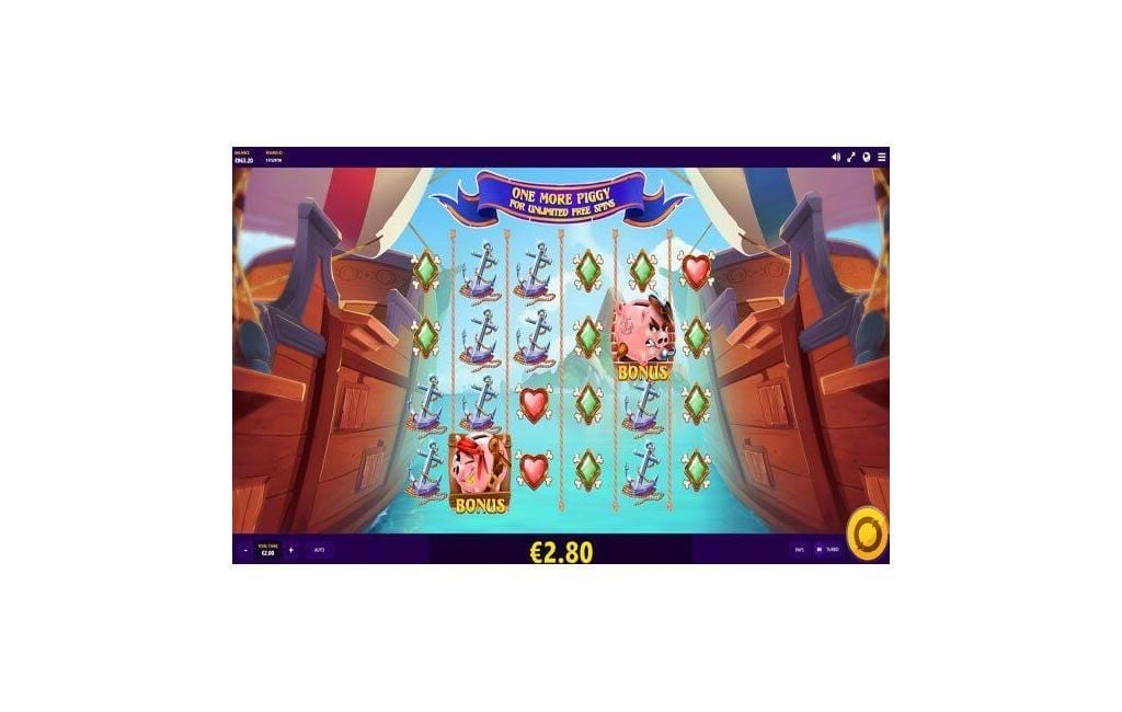 piggy pirates slot review