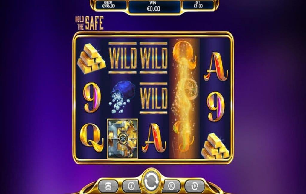 hold the safe slot machine