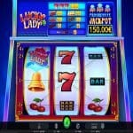 lucky lady slot