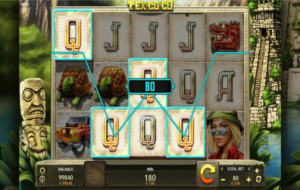 Tex Co Co Slot