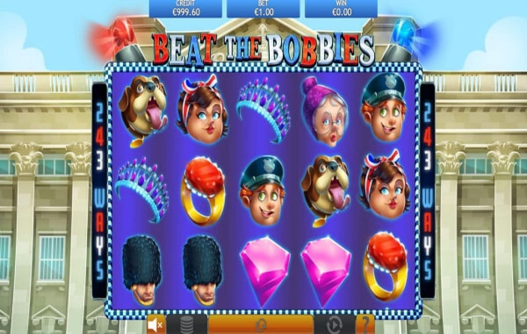 beat the bobbies slot