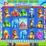 fluffy favorites fairground slot