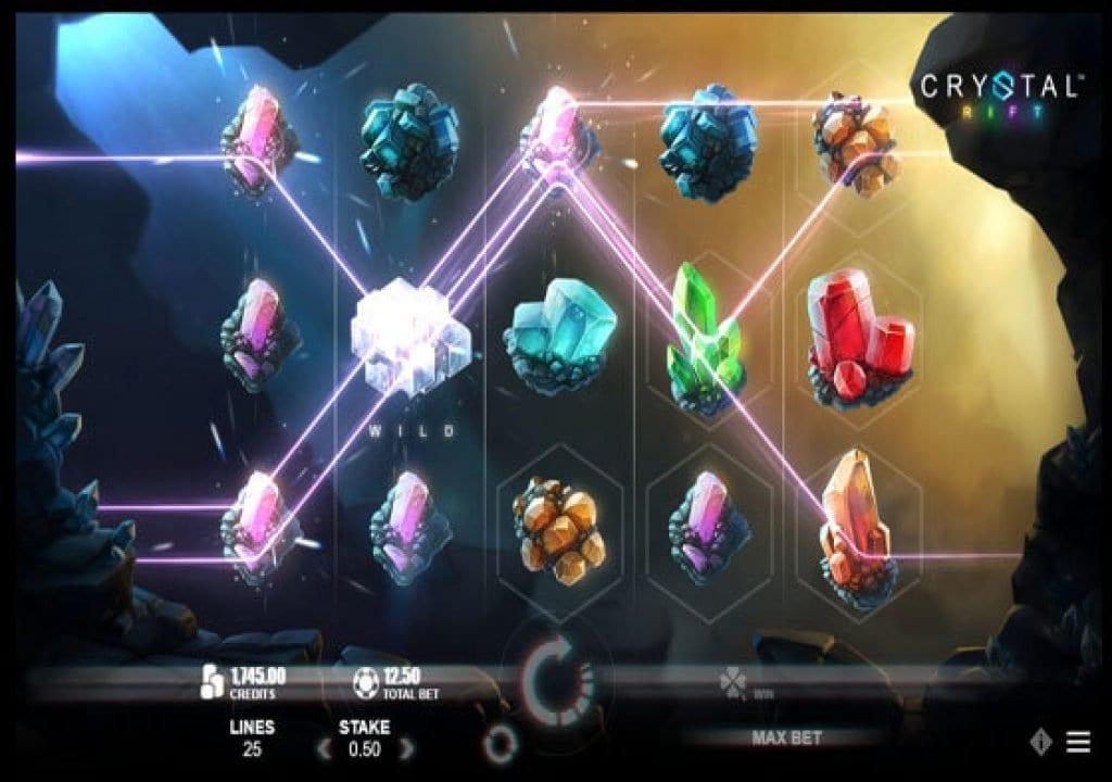 Spiele Crystal Rift - Video Slots Online