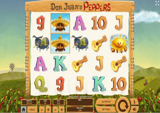 Spiele Don JuanS Peppers - Video Slots Online