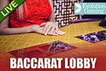 Baccarat Live Dealer Table Game