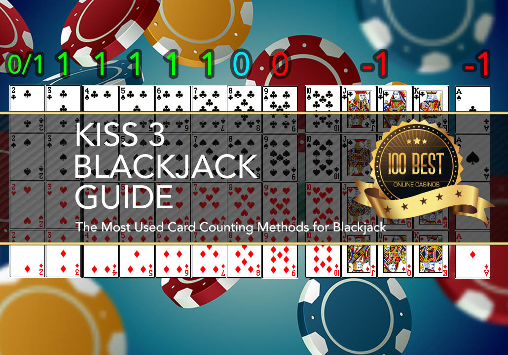 KISS 3 Card Counting System