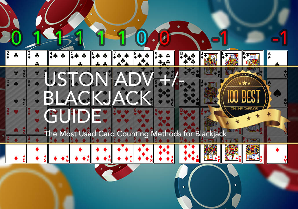 Uston ADV Plus Minus Card Counting