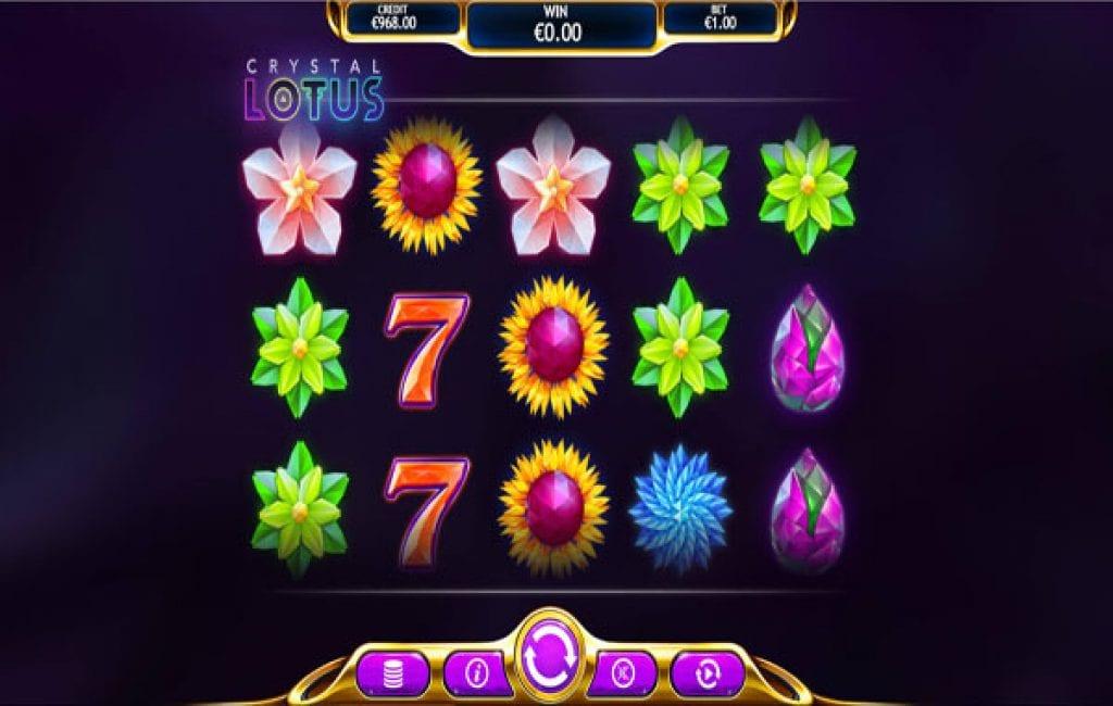 Spiele Crystal Lotus - Video Slots Online