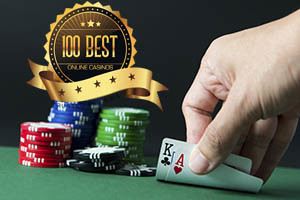 Play at the Best Casino Online Play the best casino games online