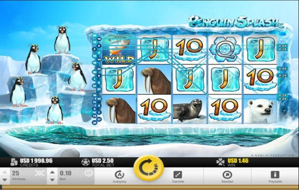 Spiele Penguin Splash - Video Slots Online