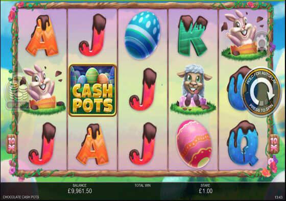 Spiele Chocolate Cash Pots - Video Slots Online